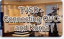TVSD - Connecting QVC and Korea